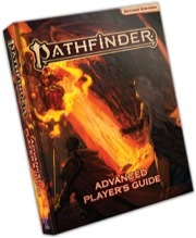 (PZO2105) Pathfinder Advanced Player's Guide