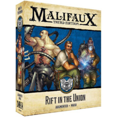 WYR23313 Malifaux 3E: Arcanists - Rift in the Union