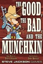 SJG1454 Munchkin: The Good, the Bad, & the Munchkin