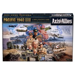 Axis & Allies Pacific 1940 - 2nd Edition