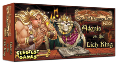 SFG 027 Red Dragon Inn: Allies - Adonis vs the Lich King Expansion