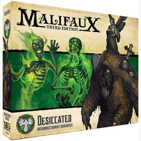 WYR23227 Malifaux 3E: Resurrectionists - Desiccated (Preorder)