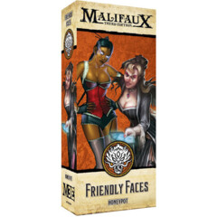 WYR23709 Malifaux 3E: Ten Thunders - Friendly Faces