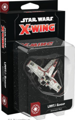 (SWZ70)  Star Wars X-Wing: 2nd Edition - LAAT/i Gunship Expansion Pack