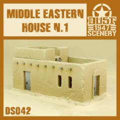 DS042  MIDDLE - EASTERN HOUSE 1