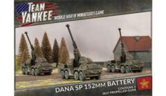 TWBX01 DANA SP 152mm Artillery Battery