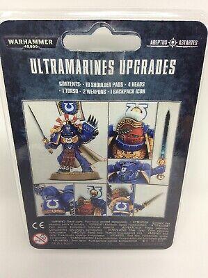 (48-80) Ultramarines Upgrade Pack