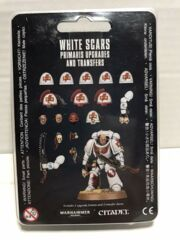 (48-54) White Scars Primaris Upgrades & Transfers