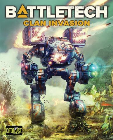 CAT35030 BattleTech: Clan Invasion