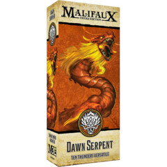 WYR23726 Malifaux 3E: Ten Thunders - Dawn Serpent