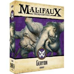 WYR23412 Malifaux 3E: Neverborn - Geryon