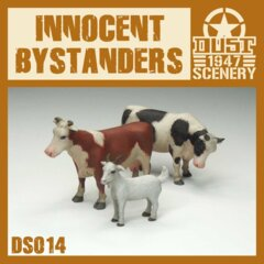 DS014   INNOCENT BYSTANDERS/ COWS