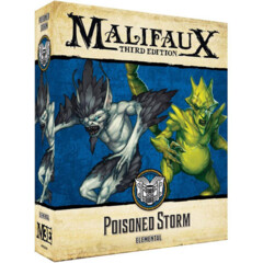 WYR23318 Malifaux 3E: Arcanists - Poisoned Storm