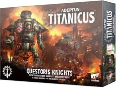 (400-29)  Adeptus Titanicus: Questoris Knights