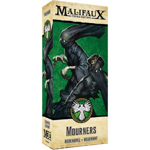WYR23219 Malifaux 3E: Resurrectionists - Mourners (Preorder)