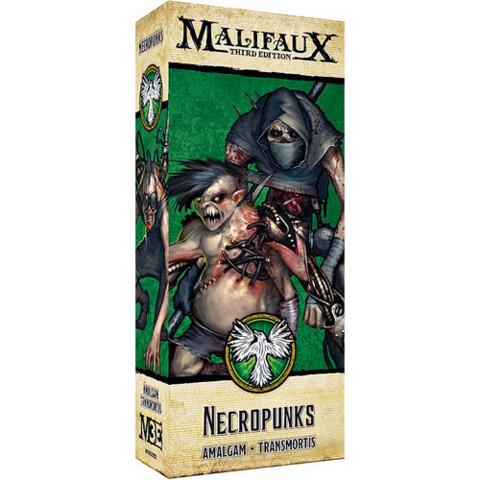 WYR23222 Malifaux 3E: Resurrectionists - Necropunks