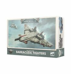 (500-29) Aeronautica Imperialis: T'au Air Caste Barracuda Fighters