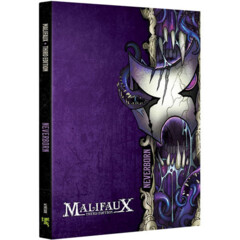 WYR23015 Malifaux 3E: Neverborn Faction Book (Softcover)