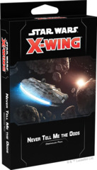 SWZ64Star Wars X-Wing: 2nd Edition - Never Tell Me the Odds Obstacles Pack