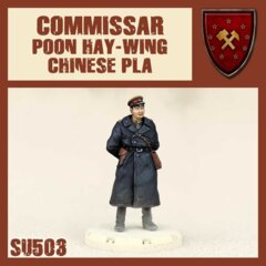 SU503   COMMISSAR  POON