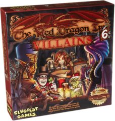 SFG 026 Red Dragon Inn 6: Villains Board Game