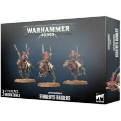 (59-24) Warhammer 40K: Adeptus Mechanicus - Serberys Raiders