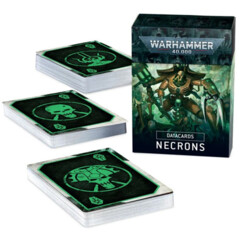 (49-03) Datacards - Necrons 9th Edition
