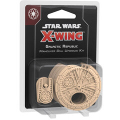 SWZ36 X-Wing (2nd Edition): Galactic Republic Maneuver Dial Upgrade Kit