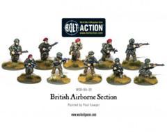 British Airborne Section