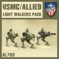 AL700 USMC/ALLIED  LIGHT WALKERS PACK