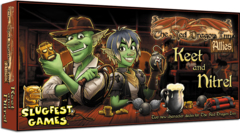 SFG 025 Red Dragon Inn: Allies - Keet & Nitrel Expansion