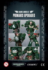 (44-75) Dark Angels Primaris Upgrades