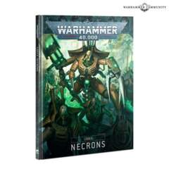 (40-01)  9th Edition Necron Codex
