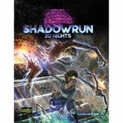 CAT28400/Shadowrun RPG: 6th Edition 30 Nights