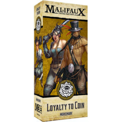 WYR23502 Malifaux 3E: Outcasts - Loyalty to Coin