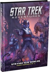 MUH051763/Star Trek Adventures: Strange New Worlds - Mission Comp. Vol.2 (Star Trek RPG Supp.)