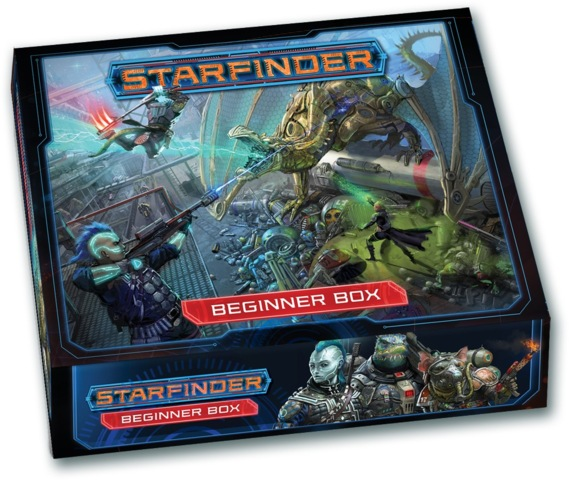 (PZO7110) Starfinder Beginner Box