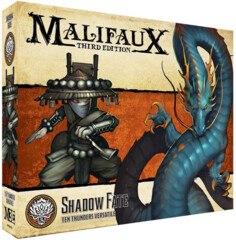 WYR23725 Malifaux 3E: Ten Thunders - Shadow Fate