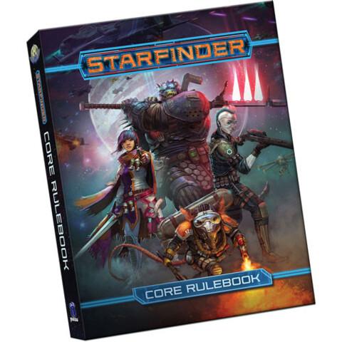 (PZO7101-PE) Starfinder RPG: Core Rulebook (Pocket Edition)
