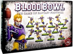 (200-36) The Elfheim Eagles - Elven Union Blood Bowl Team