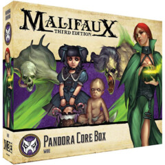 WYR23407 Malifaux 3E: Neverborn - Pandora Core Box
