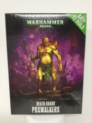 (43-41) Easy To Build: Death Guard Poxwalkers