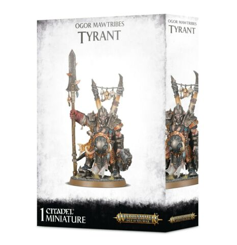 (95-11) Ogor Mawtribes Tyrant