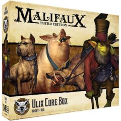WYR23619 Malifaux 3E: Bayou - Ulix Core Box