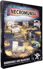 Necromunda Barricades and Objectives Miniature