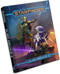 (PZO7111) Starfinder Alien Archive 3