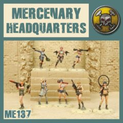ME137 MERCENARY HEADQUARTERS