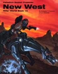 PAL826 Rifts® World Book 14: New West™