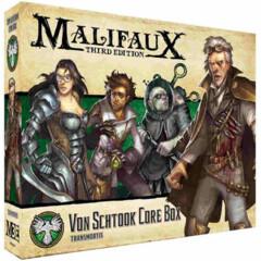 WYR23201 Malifaux 3E: Resurrectionists - Von Schtook Core Box
