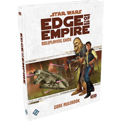 SWE02/Star Wars: Edge of the Empire Core Rulebook